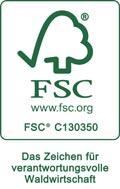 FSC-Zertifikat Kinderzimmerhaus