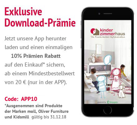 Kinderzimmerhaus App