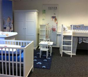 Oliver Furniture in der Kinderzimmerhaus-Ausstellung