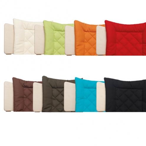 Leander Hochstuhl Sitzkissen in verschiedenen Farben