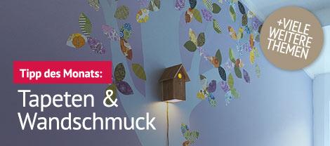 Kinderzimmer gestalten & Wandgestaltung: Kindertapeten Ratgeber