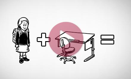 Hausaufgaben ohne Stress - Video im Kinderzimmerhaus Magazin