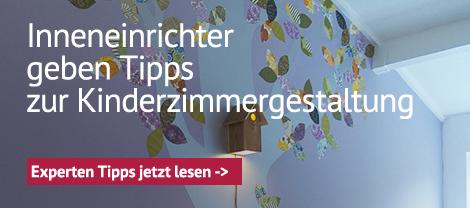 Expertentipps Kinderzimmer einrichten - Inneneinrichter